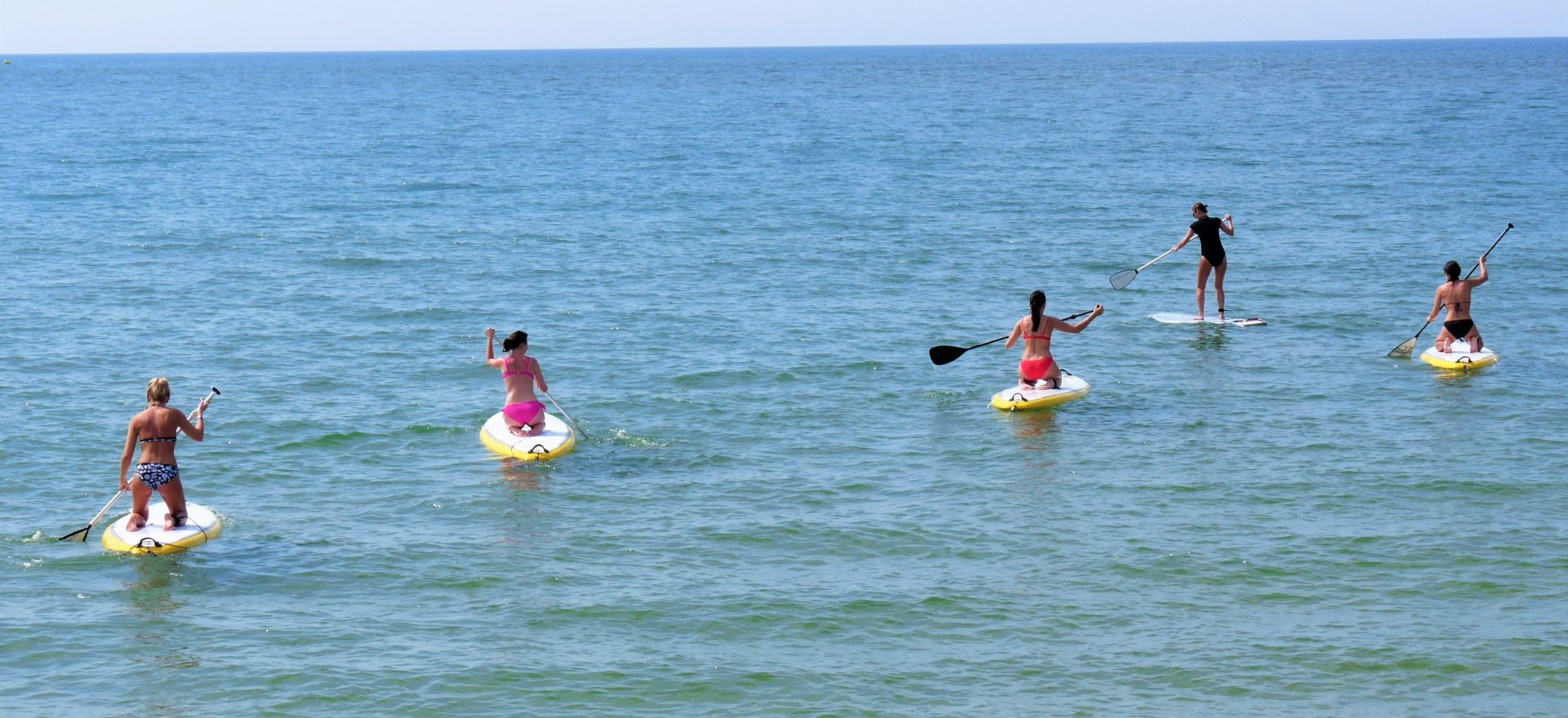 Standup Paddle in Tahoe South - YouTube